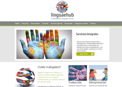 Linguaehub