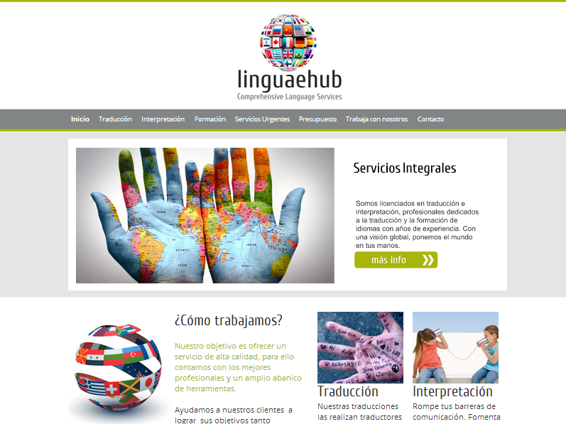 Linguaehub